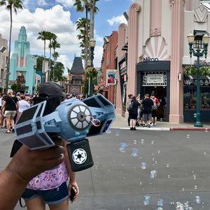 Disney Parks Star Wars Bubble Blower